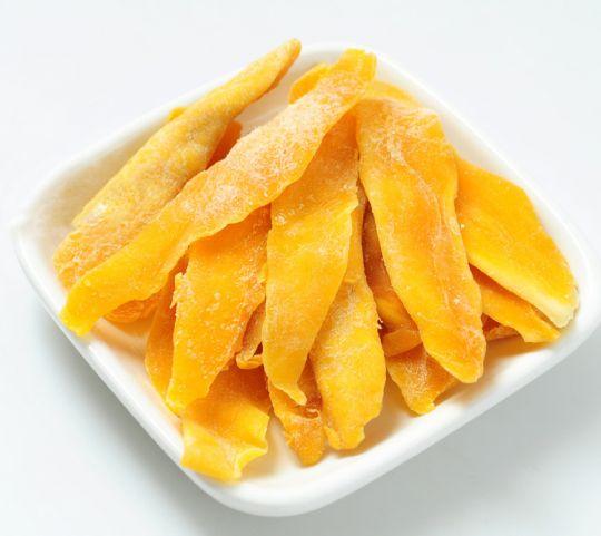 Манго сушеное