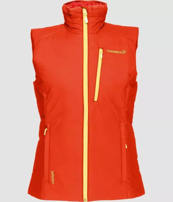 Norrona lofoten PrimaLoft100 Vest (W) MAGMA