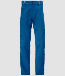 Norrona Svalbard flex1 Pants DENIMITE BLUE M