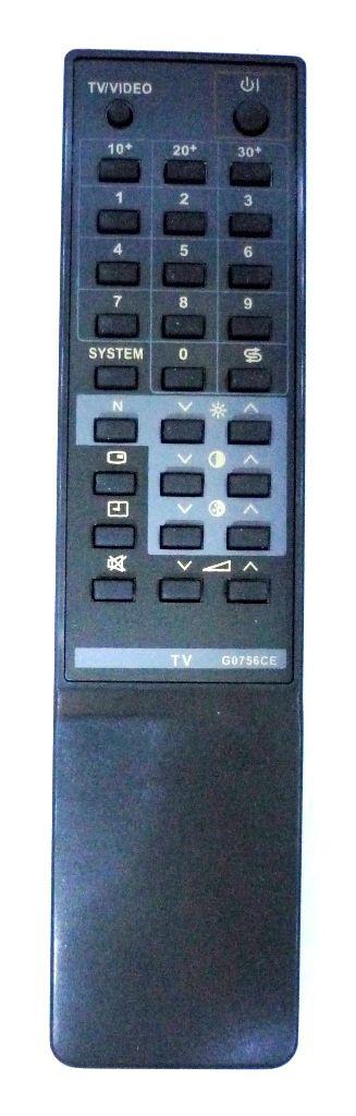 Sharp G0756CE (TV) (14NS1-E7, 21N52-E1, 21S11-A1, 21S11-A2, 29N42-E1, 29N42-E3)