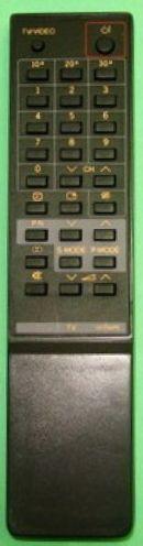 Sharp G0764PESA (TV) (CV-2131CK1, HC-1411)