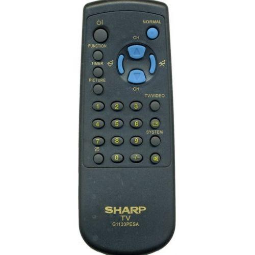 для Sharp G1133PESA (TV) G134SA (14H-SC, 20H-SC, 21FN1, 21H-SC, 21R2, 21R2B, 25FN1, CV-14H-SC, CV-14JN1, CV-14R2MK2S, CV-20H-SC, CV-2195RU, CV-21H-SC, CV-21JN1, SD-2152ED)