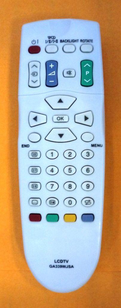 Sharp GA339WJSA  (LCD) (LC-13SH1E, LC-15SH1E, LC-15SH2E, LC-20AD5RU-GY, LC-20SH1E, LC-20SH2E)