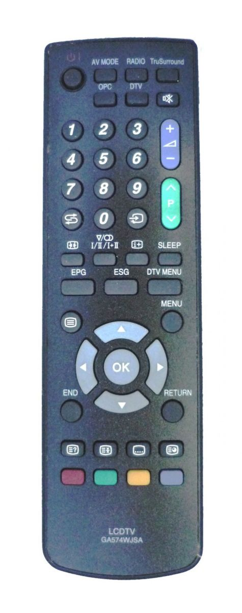 Sharp GA574WJSA (LCD) (LC-26D44RU-BK, LC-32D44RU-BK, LC-32WD1RU, LC-37D44RU, LC-42WD1RU)