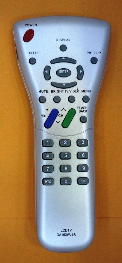 Sharp RRMCGA152WJSA (LCD)