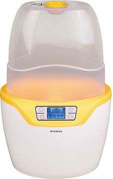 Подогреватель для детского питания Maman для двух бутылочек RB-27