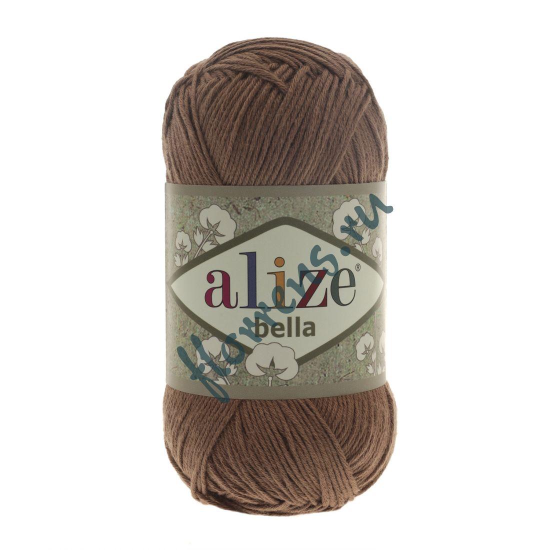 """Пряжа """"Alize"""" Bella / 466 верблюжий"""