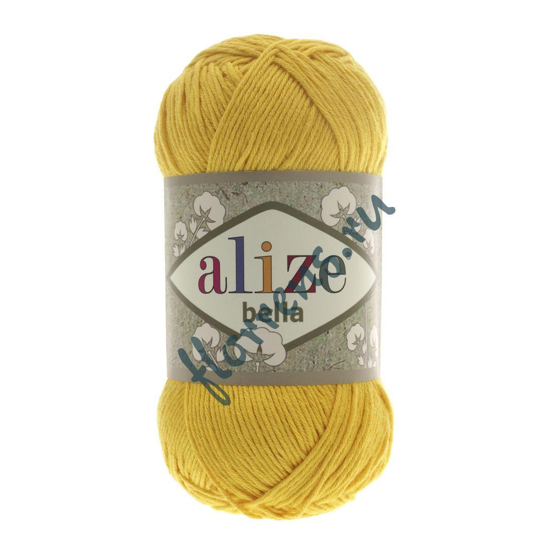 """Пряжа """"Alize"""" Bella / 488 желтый"""