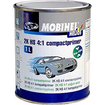 MOBIHEL 2K HS 4:1 компактпраймер серый LOW VOC, 1л.