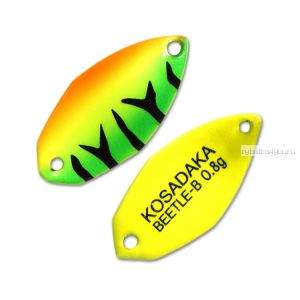 Блесна Kosadaka Trout Police Beetle-B 0,8гр / 21мм / цвет: 402