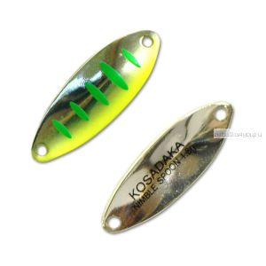 Блесна Kosadaka Trout Police Nimble Spoon 1,8гр / 27мм / цвет: M99