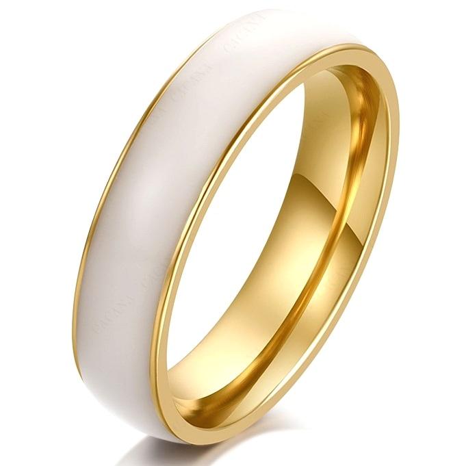Эпоксидное кольцо бежевое