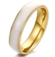 Эпоксидное кольцо светло-бежевое