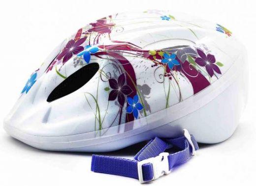 Велошлем Flowers