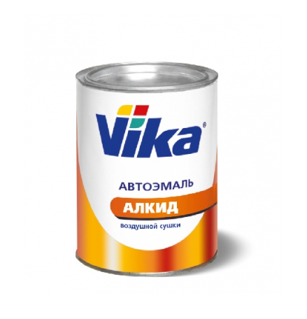 "Vika (Вика) 127 вишневая 02, алкидная эмаль ""Vika-60"", 800мл."