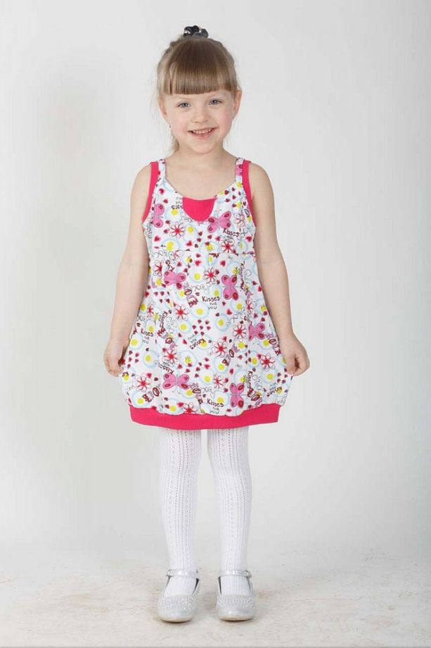Sale Платье детское Колокольчик Efri ПЛ-34 (IV) (хлопок)