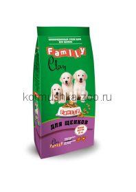 CLAN FAMILY сухой корм для щенков