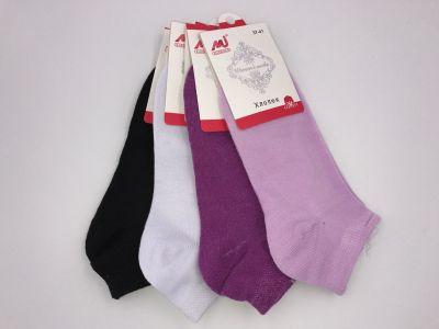 Укороченные женские носки 90 % хлопок 37-41 рр