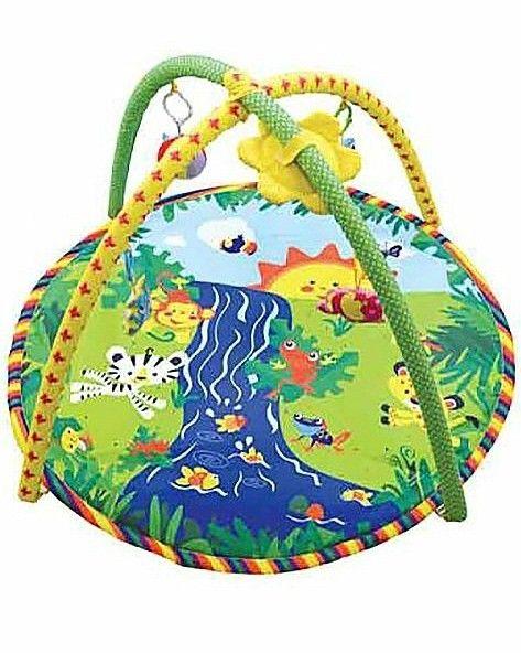 Fe Дет.игр.коврик с игрушками Весёлый ручеёк, 301