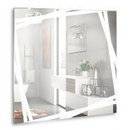 Зеркало с подсветкой Mixline Тулуза 77x77