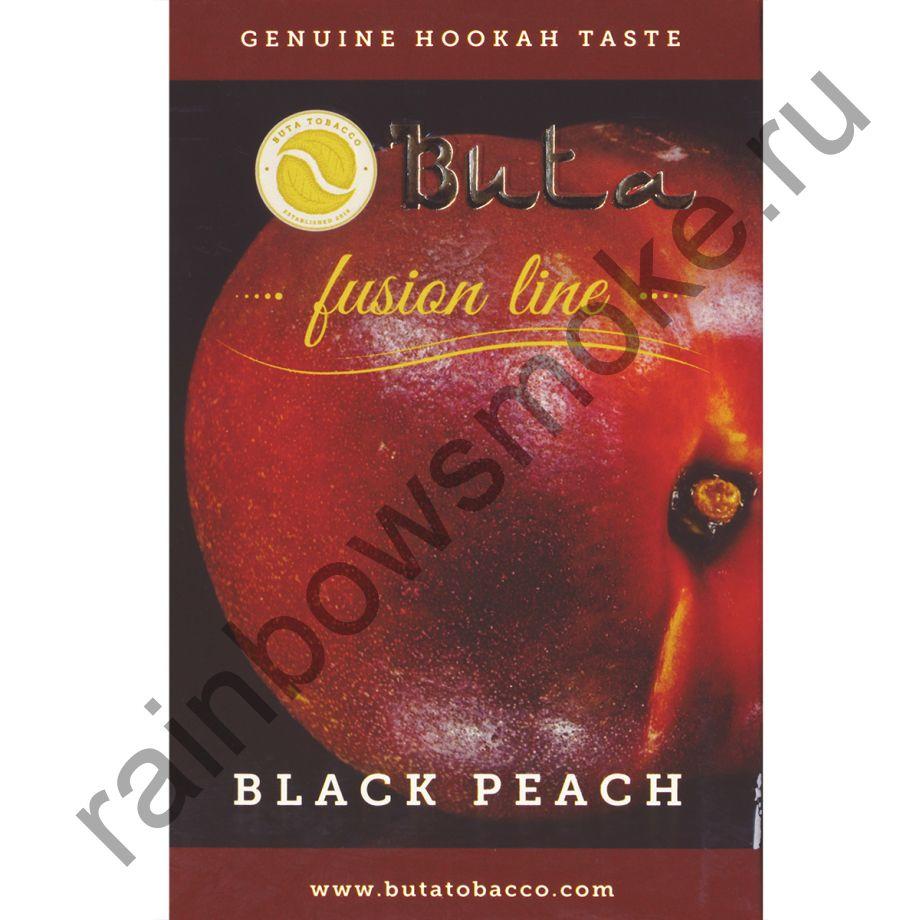 Buta Fusion 50 гр - Black Peach (Чёрный персик)