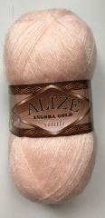 Angora gold simli (Alize) 681-персик