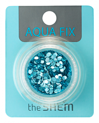 The SAEM Украшения для ногтей AQUA FIX Twinkle Fish 07 Kissing Gourami