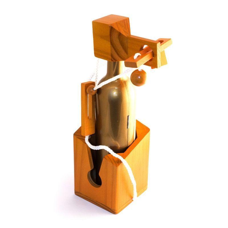 Держатель для бутылки Головоломка N 3