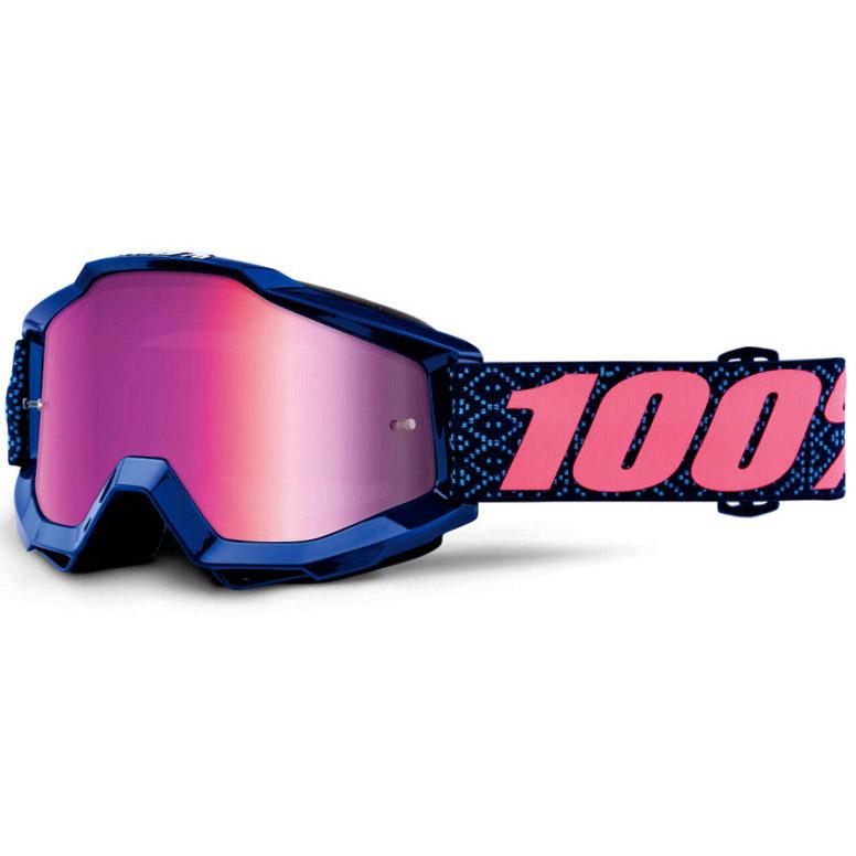100% - Accuri Futura Mirror Lens, очки, зеркальная линза