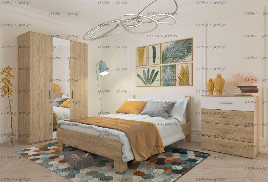 Спальня Монморанси №2