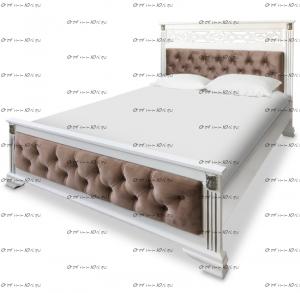 Кровать Шарлотта (ВМК Шале)
