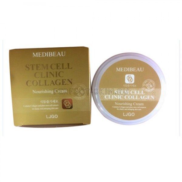 Juno MEDIBEAU Sangtumeori Stem Cell Clinic Nourishing Cream Collagen