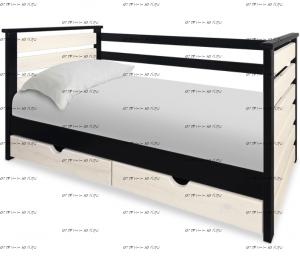 Кровать Сакура (ВМК Шале), любые размеры