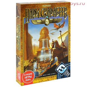 Настольная игра Цари скарабеев Astel