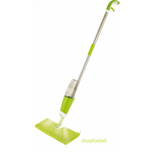 Швабра с распылителем и насадка из микрофибры Spray mop (Спрей моп)