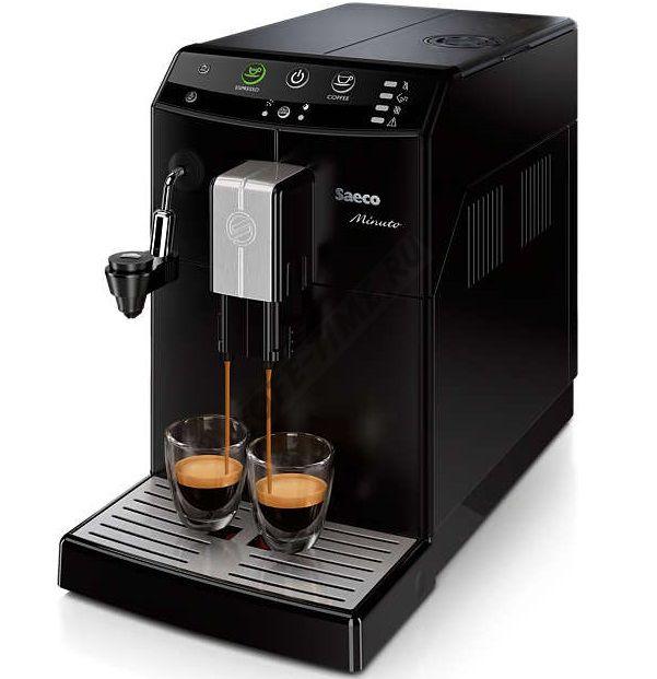 Кофемашина Saeco HD 8665 Minuto
