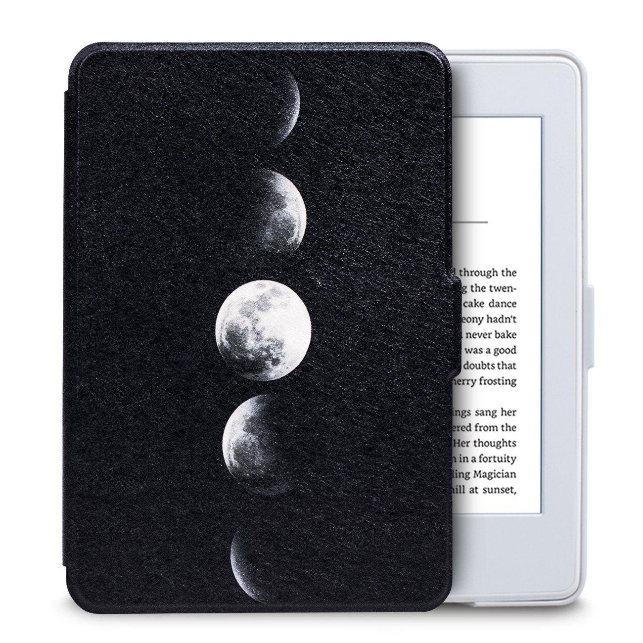 Чехол-обложка  для Amazon Kindle Paperwhite (Лунное Затмение)