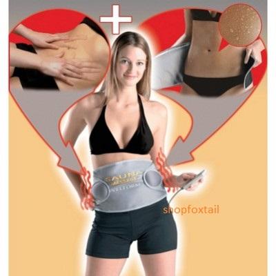 Пояс для похудения Velform эффект сауны и вибромассаж