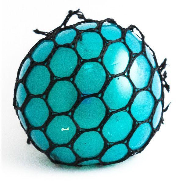 Игрушка-мялка Шарик синий
