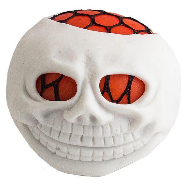 Игрушка-мялка Голова Инопланетянина