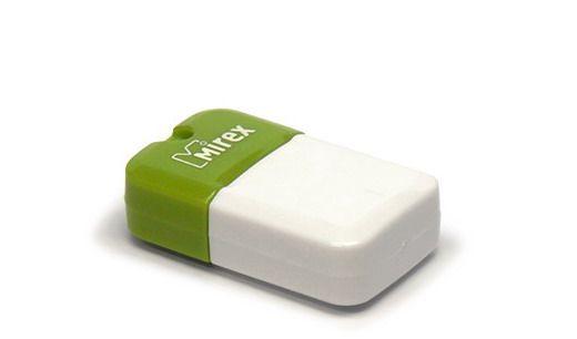 USB накопитель  8 ГБ  Mirex ARTON GREEN