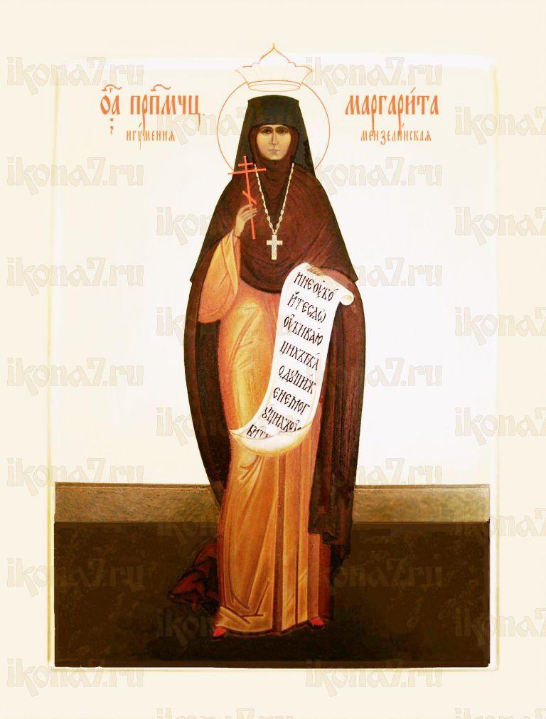 Икона Маргарита Гунаронуло