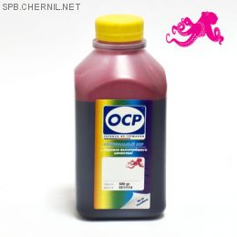 Чернила OCP 120 M для картриджей HP #11,13,12,82,  500 gr