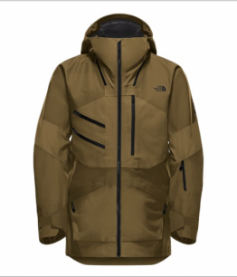 The North Face FUSE BRIGANDINE JACKET MILITARY OLIVE FUSE