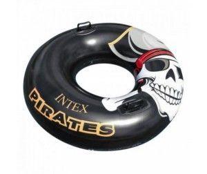 """Круг надувной """"Пират"""" Intex 58268 (107 см) с ручками"""