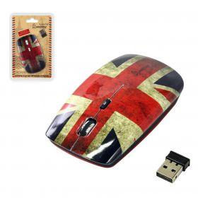 Беспроводная мышь Smartbuy 327AG British Flag Full-Color Print