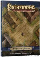 """Pathfinder. Настольная ролевая игра. Игровое поле """"Деревня"""""""