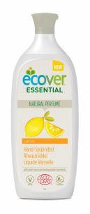 Жидкость для мытья посуды с лимоном, Ecover Essential, 1л