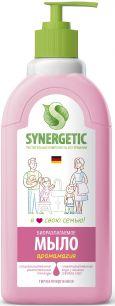 """""""Synergetic"""" Мыло жидкое биоразлагаемое для мытья рук и тела """"Аромамагия"""" 0.5л"""