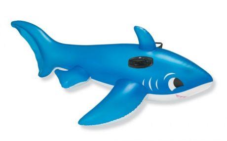 """Надувная игрушка 56540 Intex """"Веселая акула"""" 171 х 76 см, от 3 лет"""